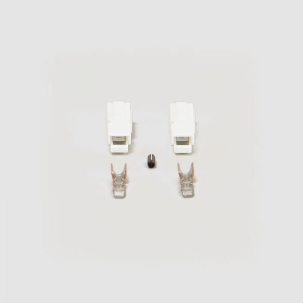 Anderson® PowerPole® connector (pair: white)