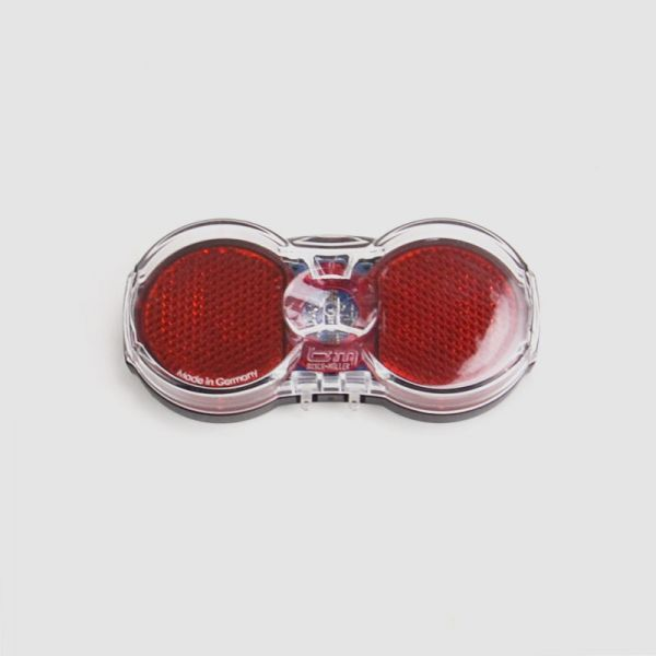 """Busch & Müller LED pannier rack rear light """"Toplight Flat plus 329 ALK"""""""