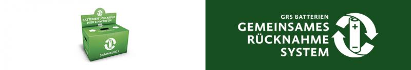 GRS Batterien - Gemeinsames Rücknahmesystem