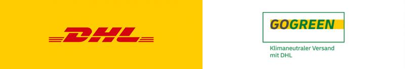 DHL - GoGreen - Klimaneutraler Versand mit DHL