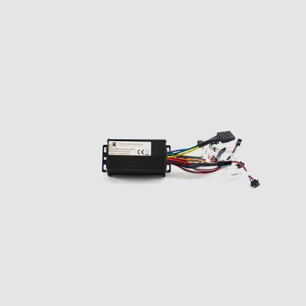 Controllore programmabile EBS per motori a sensore 6 FET - fino a 72V
