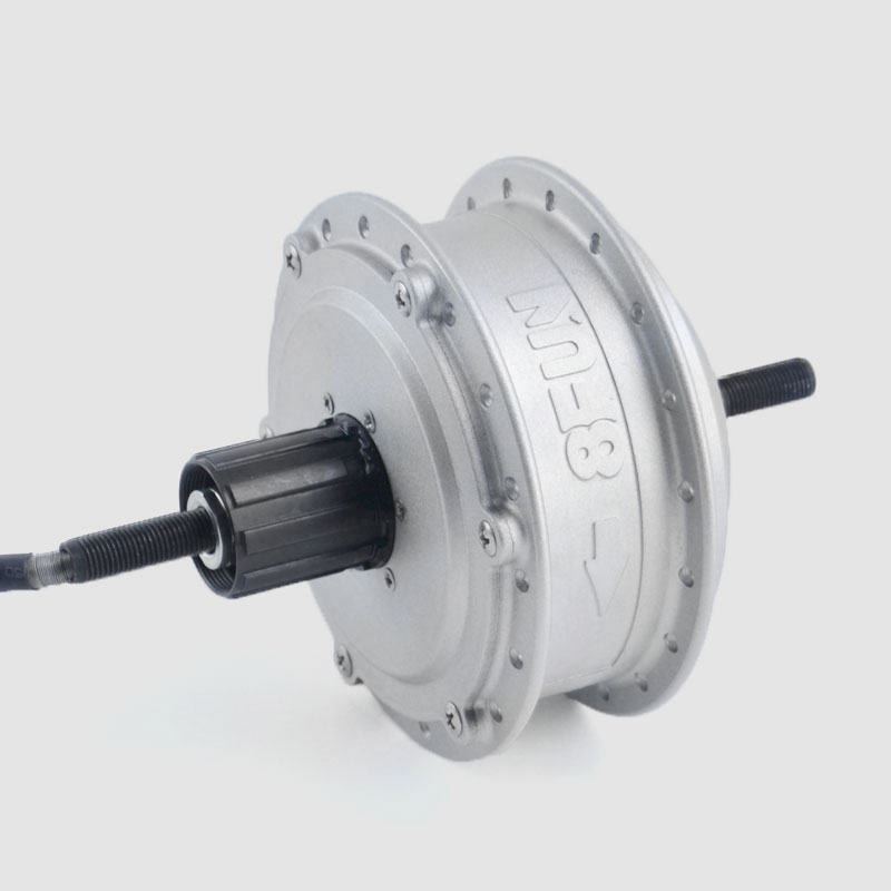 Rear Engine Bafang SWXH2 12T E-Bike Motor Replacement Motor 36V 250W 180mm Recessed