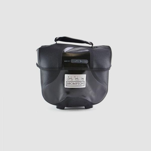 Mini bolsa negra Brompton