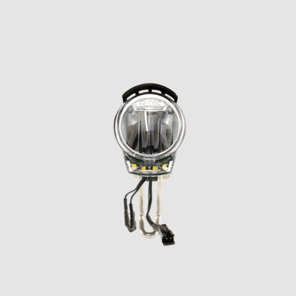 Lichtanschlusskabel mit E-Bike-Frontlicht 70 Lux
