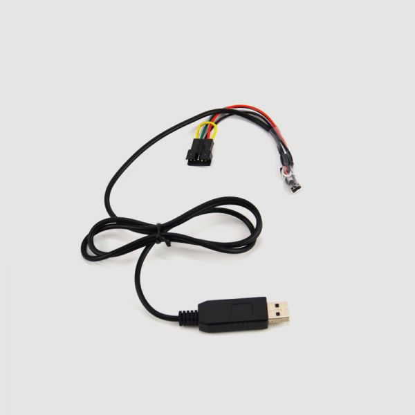 Programming cable for EBS programmable controller (EB3xx)