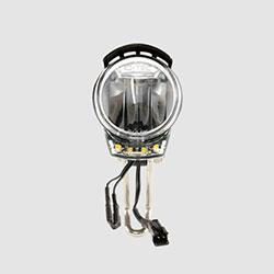 Éclairage avant de vélo électrique pour vélo pliant Brompton