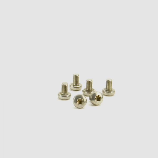 Stainless steel TORX bolts M5