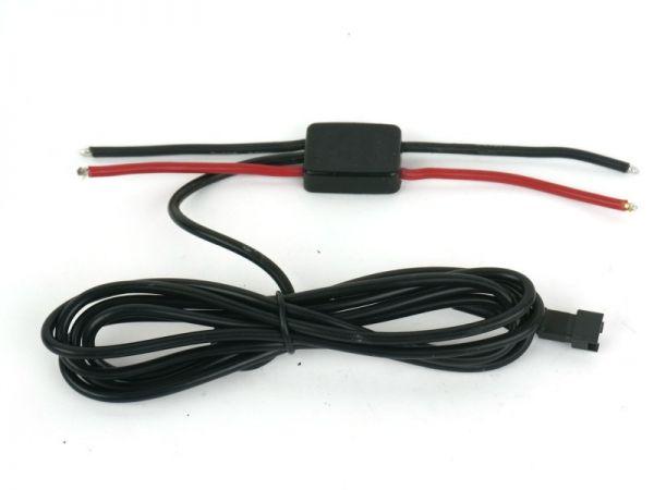 Spezialshunt mit Halleffekt Sensor für Cycle Analyst V3 u. WP mit Solar-Firmware