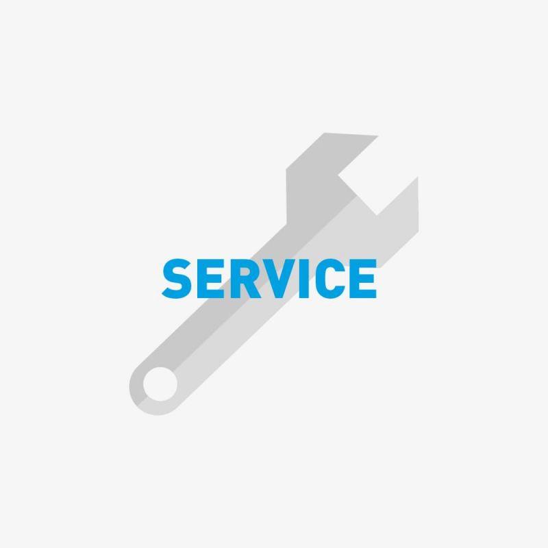 Reparatur und Ersatzteile - auch für Fremdsysteme.