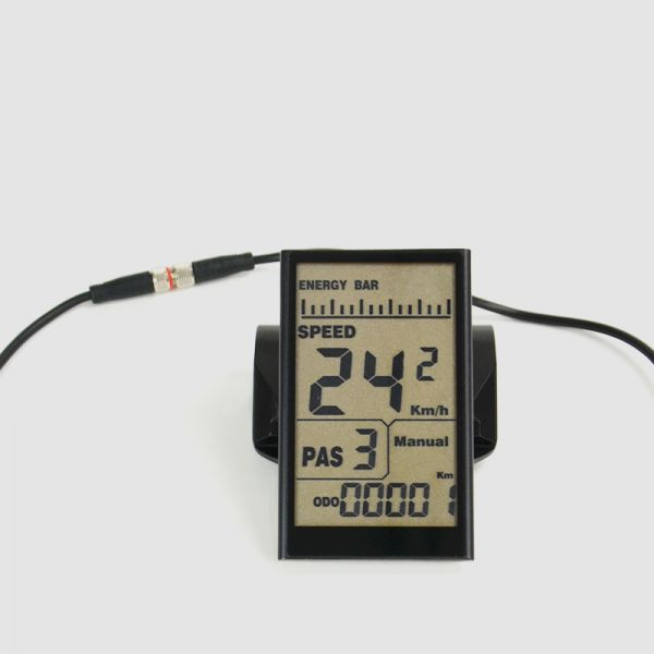 EBS Display slim - LCD - 31,8mm