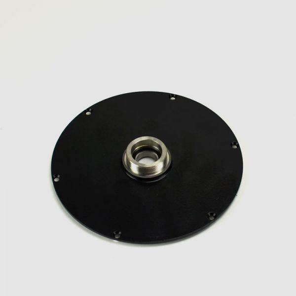Seitendeckel mit Schraubkranzaufnahme für Puma Hinterradmotoren