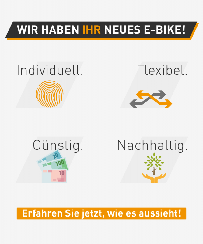 Ihr neues E-Bike