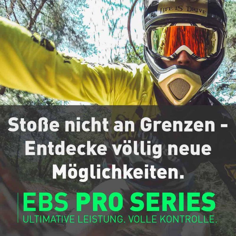 Individuelle Nachrüstsätze für Pro-Biker