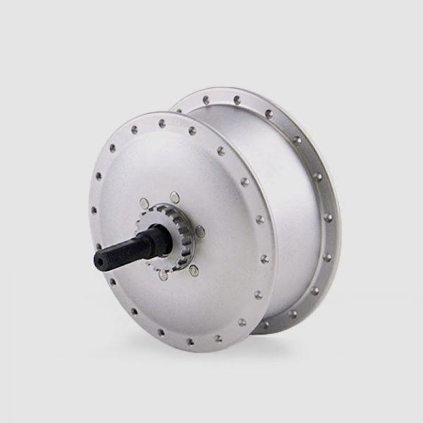 Motor de rueda delantera Bafang 36V 250W con soporte de frenos de tambor