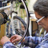 Wheel building material