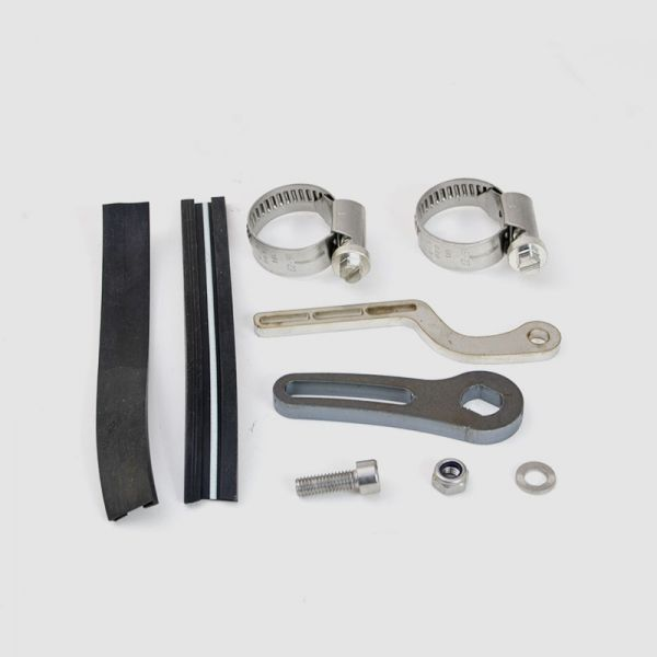 Torque arm pour moteurs moyeux arrières pour axes de 12 mm