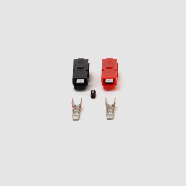 Ficha Anderson® PowerPole® conectores rojo-negro