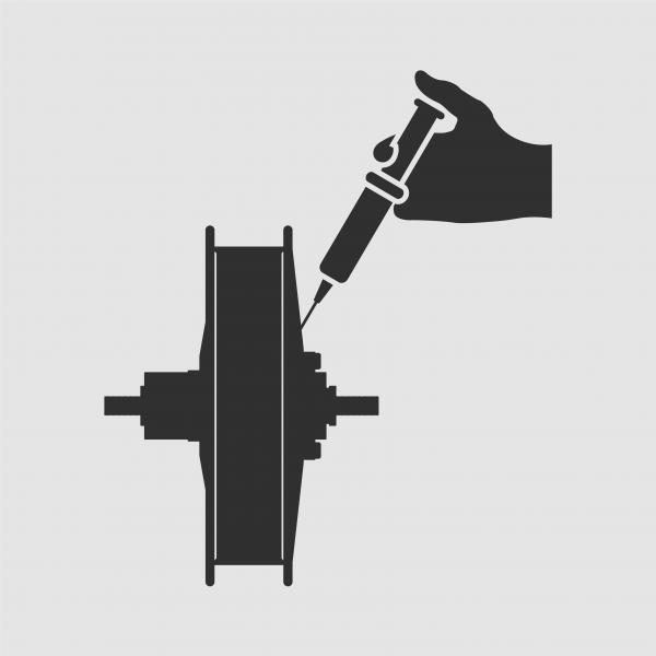 EBS Ferrofluid in Direktläufer-Motoren einfüllen
