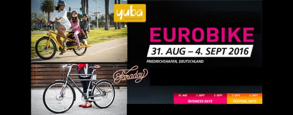 2016-Eurobike-Faraday-Yuba-Ankuendigung