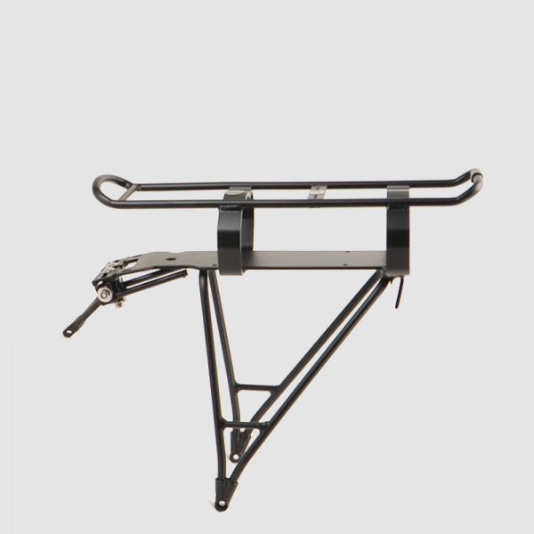 "Aluminium pannier rack for EBS Pannier Rack Batteries and 20"" to 24"" wheels"