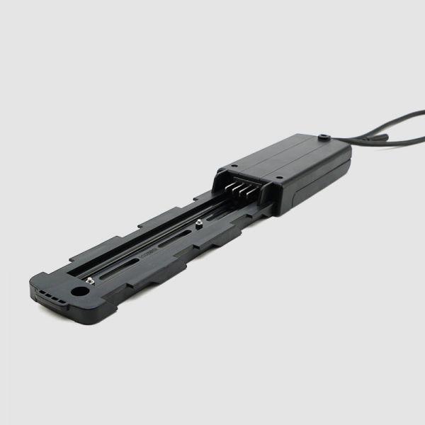 Controlador EBS 36V 15A integrado en el soporte de batería PurePower V3