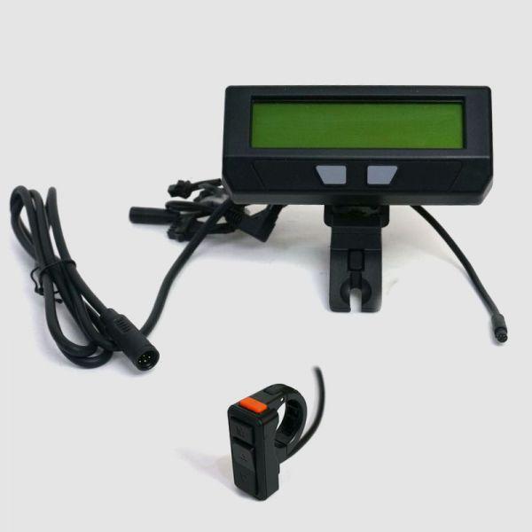 Cycle Analyst V3-WP avec interrupteur multifonctionnel