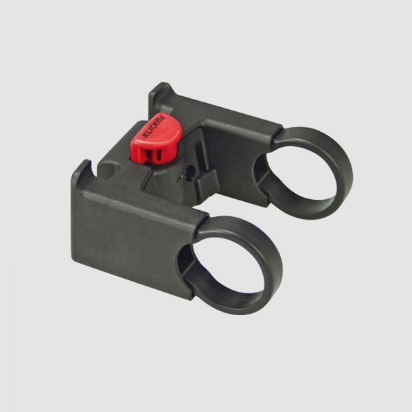 KLICKfix handlebar adaptor for baskets, bags, map holders - oversize