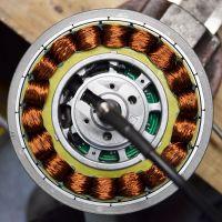 Motor-Wartung und -Reparatur