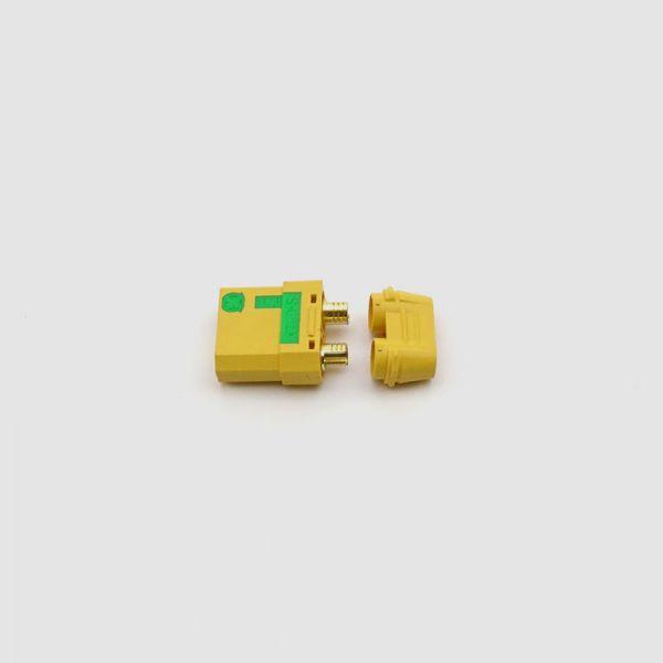 XT90-S Stecker, weiblich, für Akkuseite - Antiblitz