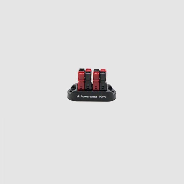 Block distribuidor tipo Anderson® PowerPole®