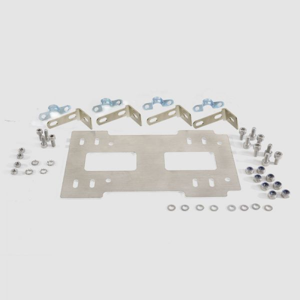 Adaptador para el soporte de batería de portaequipajes EBS Pedelec